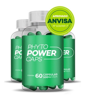 Phytopower Caps Original 10 Unidades