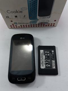 Celular LG Gt 350 Desbloqueado Com Defeito - Ler Descrição