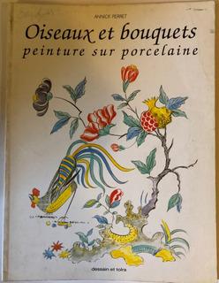 Libro Para Pintar Sobre Porcelana.