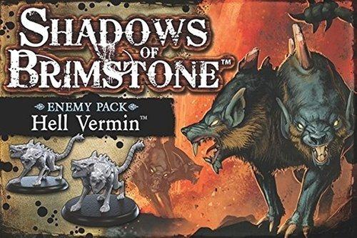 Shadows Of Brimstone: Paquete De Enemigos Hell Vermin Enemy