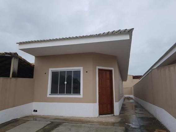 Casa 2 Quartos Sao Pedro D´aldeia - Rj - Balneario Das Conchas - Qgc241