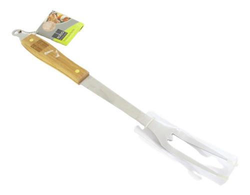 Tenedor Utensilio Parrillero 46cm Acero Inoxidable Saba