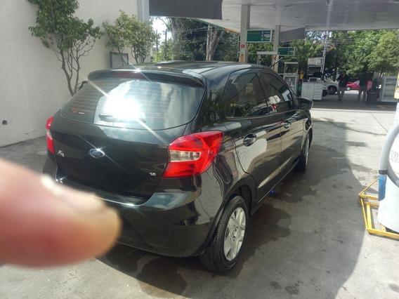 Ford Ka 1.5 Se Flex 5p 2015