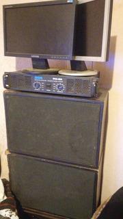 Amplificador Pm Moon 60
