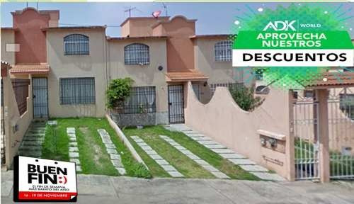 Casa En Real Del Bosque Tultitlan