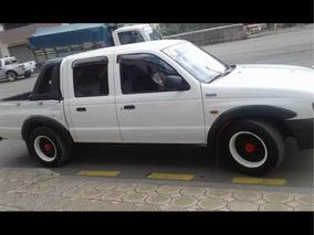 Mazoa White Truck