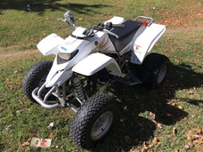 Yamaha Blaster 200/2007patentado,$85.000cdo,doy Dif X Raptor