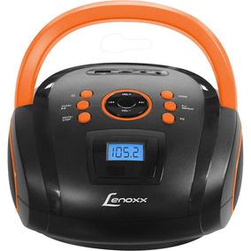 Som Portátil Boombox Bd121pl Usb Rádio Mp3 Bivolt (outlet)