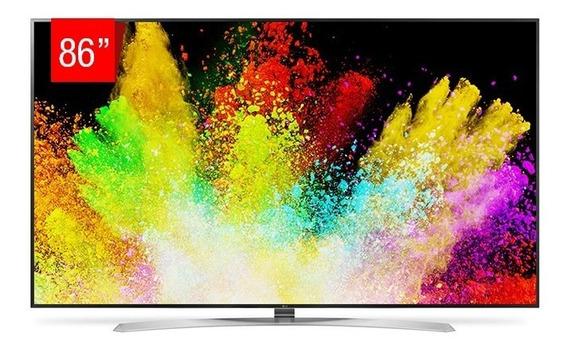 Tv Led 86 Lg 86sj9570 Uhd 4k Smart Tv Pronta Entrega