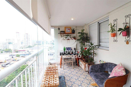 Apartamento Com 2 Dormitórios À Venda, 79 M² Por R$ 780.000 - Vila Leopoldina - São Paulo/sp - Ap18548