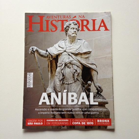 Aventuras Na História Aníbal Ascensão Queda Da General N°161