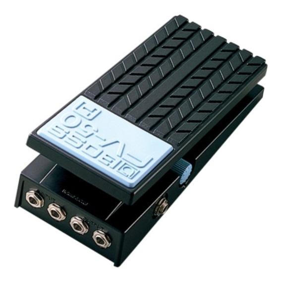 Pedal De Volume Boss Fv-50h Alta Impedancia Fv50h