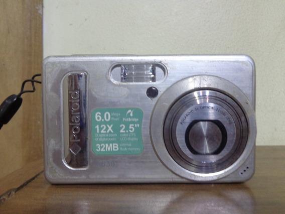 Camera Digital Polaroid M630 No Estado Leia Descrição