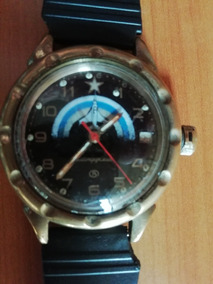 Reloj Bostok. Mecanico
