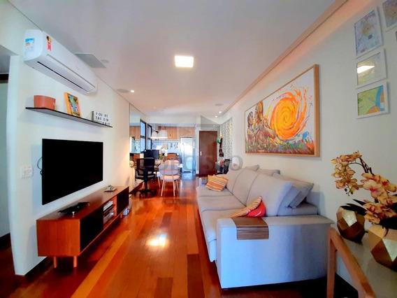 Apartamento 2 Quartos À Venda, 2 Quartos, 1 Vaga, Santo Antônio - Belo Horizonte/mg - 15920