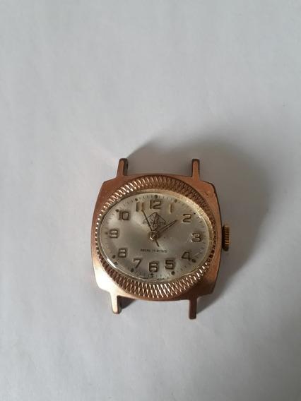 Relógio Mondaine Antigo - A Corda
