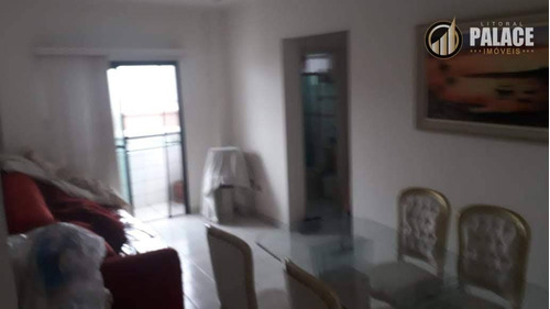 Apartamento Residencial À Venda, Vila Assunção, Praia Grande - . - Ap1593