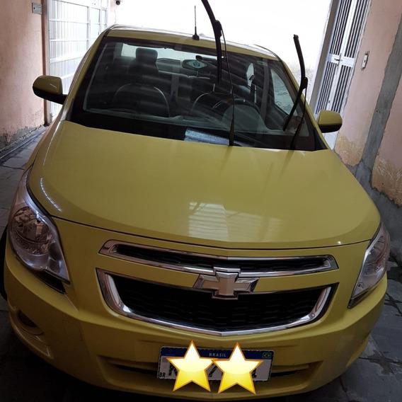 Chevrolet Cobalt 1.4 Ltz 4 Portas