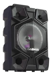 Bafle 8 Daewoo, Bluetooth,usb,sd,fm,c/r C/microfono Dw8020