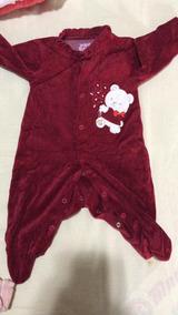Lote Macacão Alô Bebê (maioria P)