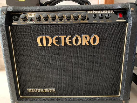 Amplificador Meteoro Demolidor