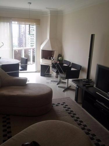 Loft Com 84 M², Bairro Jardim, 2 Vagas , Com Lazer - V-960