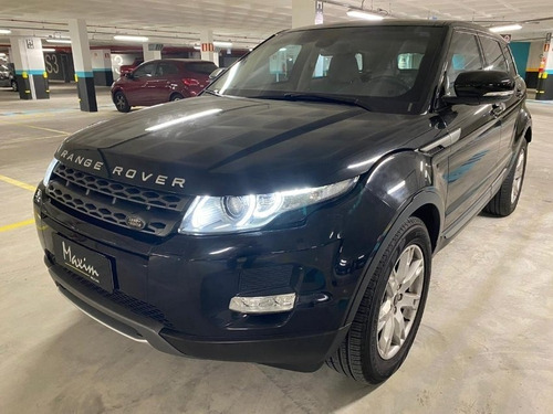 Land Rover Range Evoque Pure Awd