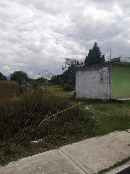 Terreno De 2200 Metros Cuadrados En Tlacochcalco