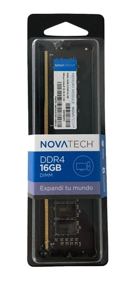 Memoria Ram Ddr4 4gb 2133 Mhz Pc Novatech Envio