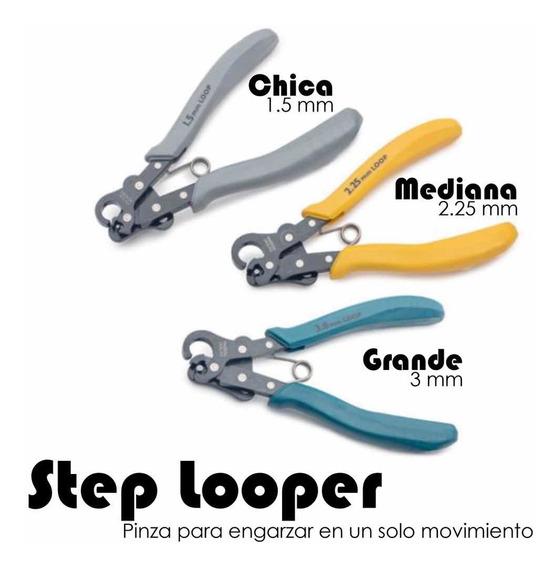 Pinza One Step Looper De Beadsmith Para Engarces