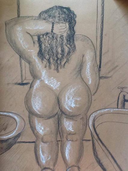 Fernando Botero Dibujo Arte Contemporáneo