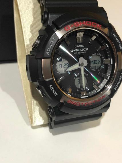 Reloj Casio G-shock Gas100-1a Nuevo