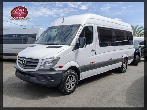 Sprinter 415cdi Executiva Passageiro 19l Vip 0km