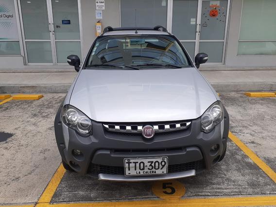 Fiat Strada Placa Publica