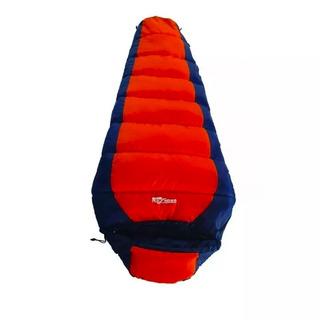 Bolsa De Dormir Broksol Malva 450 Camping Termica -10° Carpa