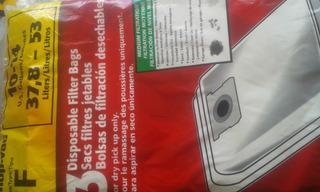 Bolsa Colectora Para Aspiradora Shop Vac De 10 A 14 Galones