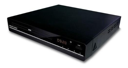 Dvd Player 3 Em 1 Multimídia Usb C/ Função Ripping - Sp252