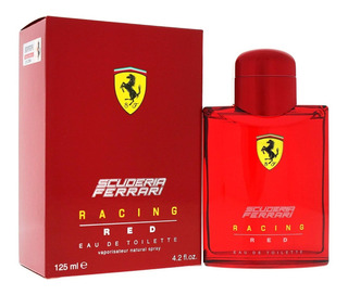 Perfume Scuderia Ferrari Racing Red X125 Azulfashion