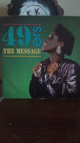 49 Ers- The Message 12 Polegadas Importado Vinil