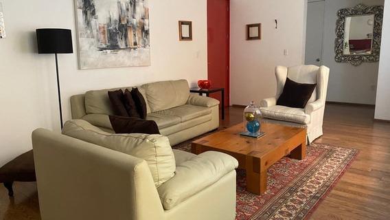 Rento Apartamento Estilo Vintage Amueblado - Condesa
