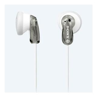Audífonos Alámbricos Intrauditivos 3.5mm Mdr-e9/gris Sony