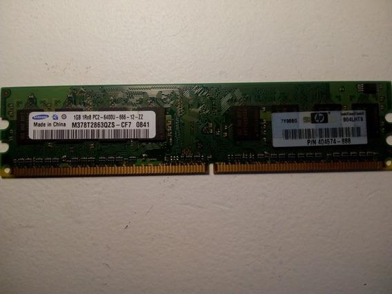Memoria Ram Ddr2 - 1gb - 6400u