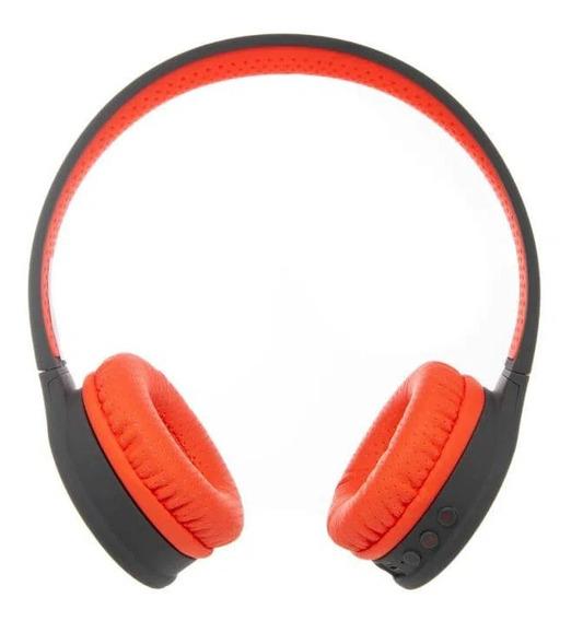 Headphone Bluetooth Gt H1 Goldentec Laranja