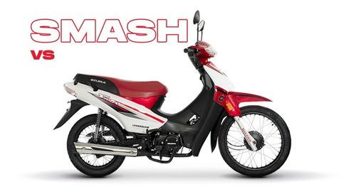 Gilera Smash 110 Vs 0km 2021 - Aszi-motos