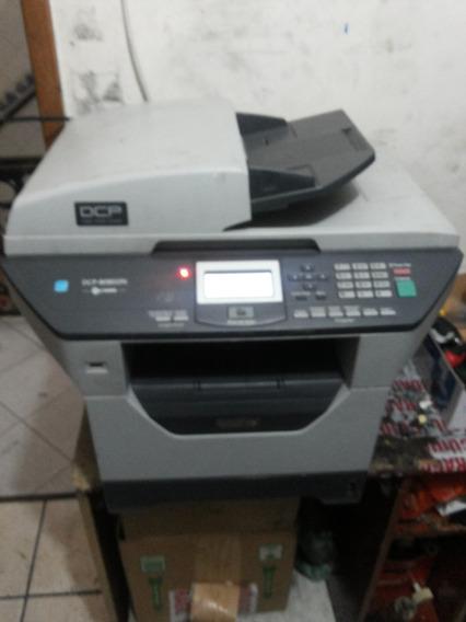 Impressora Brother Dcp 8080 Dn Funcionando