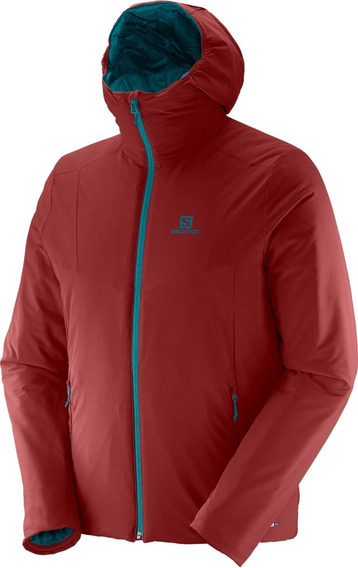 Camperas Reversible Salomon -drifter Hoodie- Hiking - Hombre