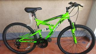 Bicicleta De Montaña Huffy Rodada 26