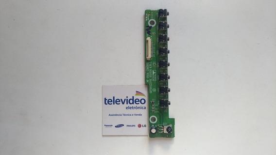 Placa Chave De Funções Tv 42 Lg 42px4rv