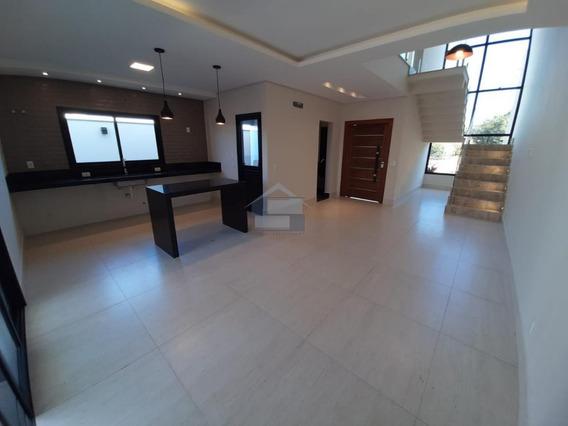 Casa Em Condomínio Para Venda Em Indaiatuba, Jardim Bréscia, 3 Dormitórios, 3 Suítes, 5 Banheiros, 2 Vagas - _1-1424968