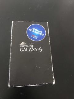 Samsung Galaxy S/s1. Caixa Vazia